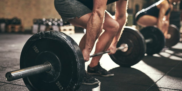 """Though there's no need to throw down the dumbbell for good, Australian physician and journalist Dr. Norman Swan said, but fitness fanatics should ensure they're being """"super careful"""" in wiping everything down."""