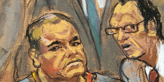 El Chapo is being held in a maximum security prison and awaiting trial in the U.S.