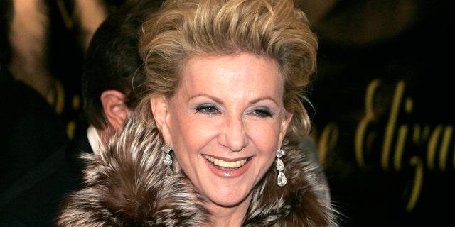 Elaine Wynn is currently involved in a messy split from Steve Wynn.