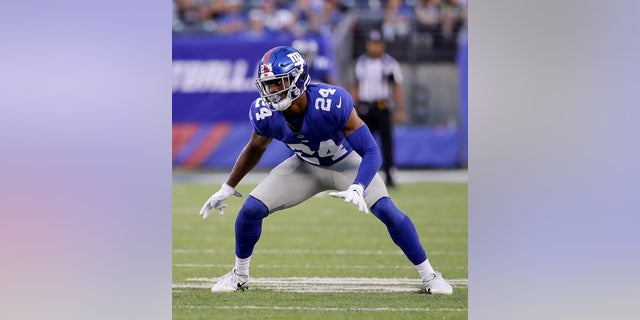 Eli Apple was criticized by his teammate Landon Collins this week.