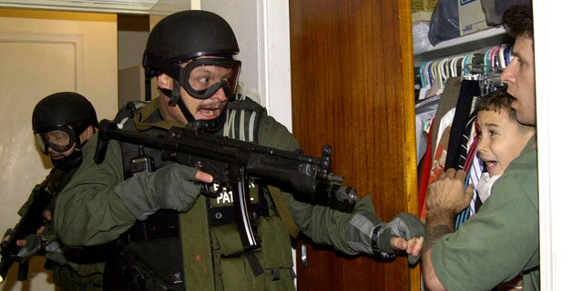 Alan Diaz's photo of a terrified 6-year-old Cuban boy named Elian Gonzalez earned him the Pulitzer Prize.