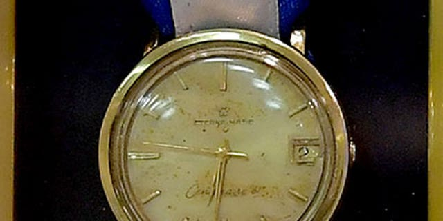 Israel has recovered a watch that belonged to Eli Cohen, an Israeli spy executed in Syria in 1965.