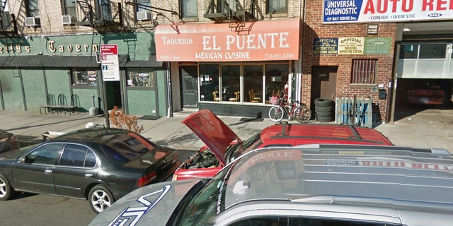 """The owner of the El Puente restaurant in Bay Ridge, Brooklyn, says he won't be sending his workers to the Army base. """"I would feel guilty if something happened."""""""