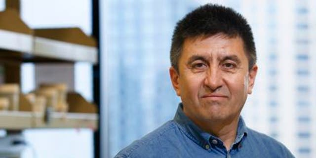 Shoukhrat Mitalipov, Ph.D., prinicipal investigator for the Center for Embryonic Cell and Gene Therapy. (OHSU/Kristyna Wentz-Graff)