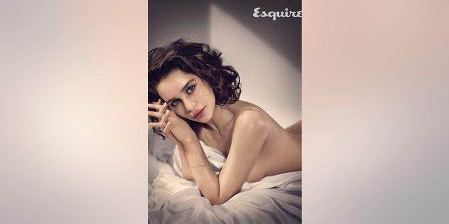 Emilia Clarke Named Esquires Sexiest Woman Alive Fox News