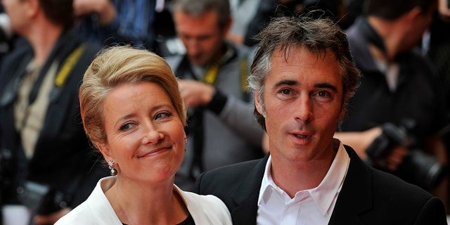 Emma Thompson is married to director and producer Greg Wise.