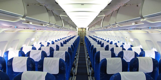 Westlake Legal Group empty-airline Are airplane blankets, pillows sanitary to use during flights? Reader's Digest fox-news/travel/general/airports fox-news/travel/general/airlines fox-news/lifestyle fnc/travel fnc Emily Cappiello article 75d4d6ae-4b62-56c6-9a2e-0d036b25209b