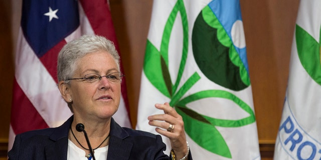 The EPA did not report any of the training lapses to the White House Office of Management and Budget, as required, for either of the two fiscal years, 2015 and 2016, a period when the EPA was under the direction of Administrator Gina McCarthy (above).