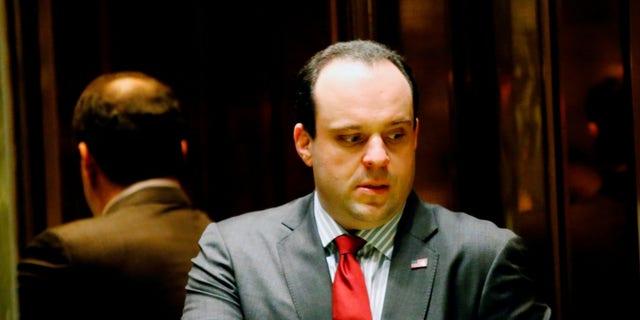 Trump 2020 Campaign adviser Boris Epshteyn. (Reuters)