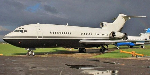 "Epstein's Boeing 727 was known as the ""Lolita Express."""