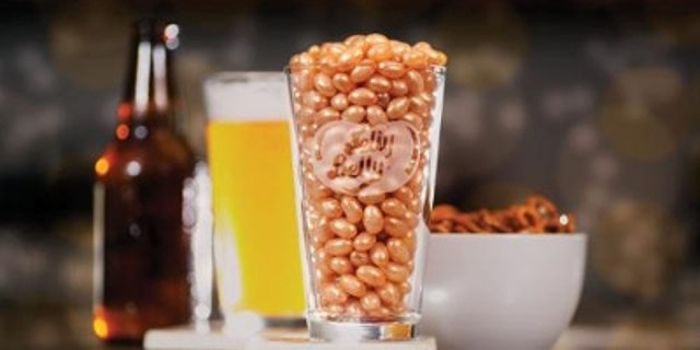 Jelly Belly debuts Draft Beer flavored jelly bean.