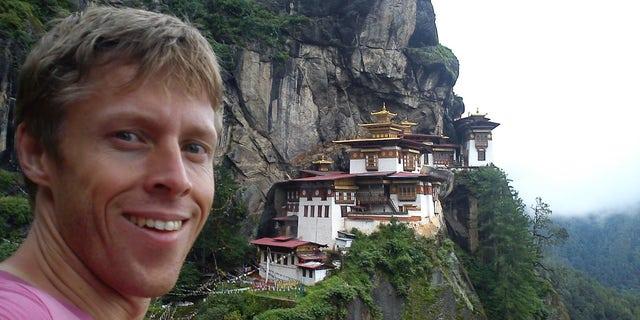 Finding peace in Bhutan.