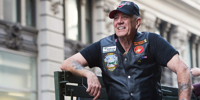 "R. Lee Ermey, a former Marine Corps drill instructor known to millions of moviegoers as the sadistic Gunnery Sergeant Hartman in Stanley Kubrick's ""Full Metal Jacket,"" died at age 74 due to complications from pneumonia."