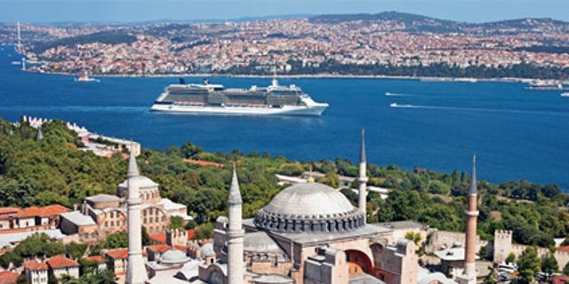 Celebrity Cruises has cancelled all planned upcoming stops in Istanbul, Turkey for 2016 and will replace them with stops in Athens, Greece.