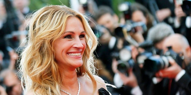 """""""Pretty Woman"""" Julia Roberts has been named People's Most Beautiful Woman in the World for the fifth time."""