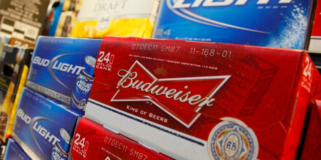 Budweiser is the king of searched beers.