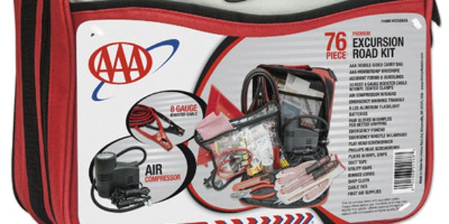 The AAA Road Excursion Kit.