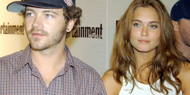 """Actress Bobette Riales (right) accused actor Danny Masterson (left) of raping her """"repeatedly."""""""