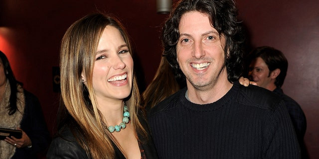 "Actress Sophia Bush (L) and creator Mark Schwahn pose at The CW's presentation of ""An Evening with One Tree Hill"" at the Arclighht Theater on January 5, 2011 in Los Angeles, California."