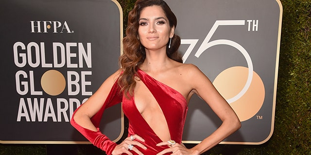 In 2018, Blanca Blanco chose a risque ensemble for the red carpet.