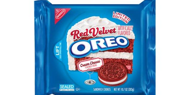 Does the flavor of red velvet cake really translate to a cookie?