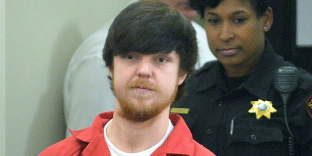 """Ethan Couch, the """"affluenza teen,"""" at his adult court hearing on April 13, 2016 in Fort Worth, Texas."""