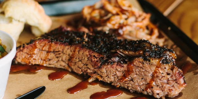 It's all about great brisket.