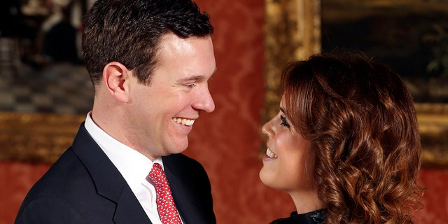 Princess Eugenie announced her engagement to Jack Brooksbank on Monday, Jan. 22.