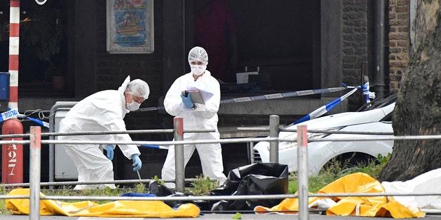 The attacker was identified as Benjamin Herman.