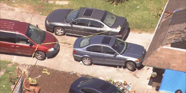 A 3-year-old boy died after crawling into a hot car Thursday afternoon in north Houston. (Fox 26)