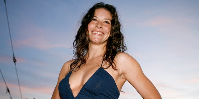 Evangeline Lilly said she believes people are overreacting to the coronavirus despite what experts are cautioning.