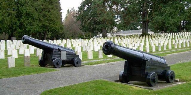 Evergreen Washelli Memorial Park. (Washington state Department of Veterans Affairs)