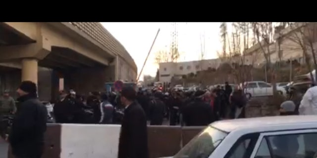 Protests continued in Iran this week, with hundreds demanding the release of those arrested during the demonstrations.