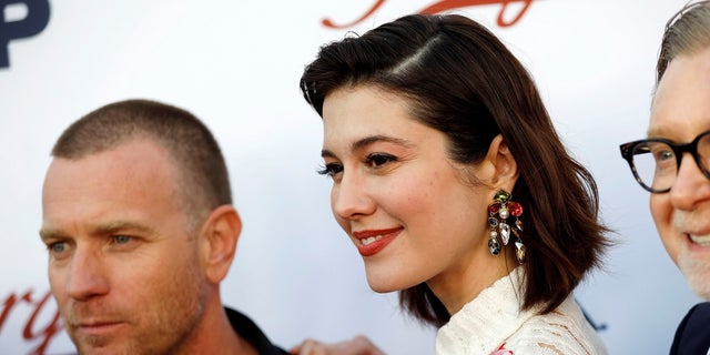 Ewan McGregor and Mary Elizabeth Winstead were reportedly dating.