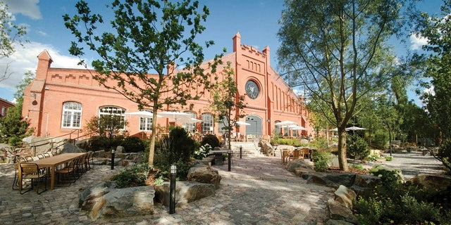 The company recently opened a beer brewing facility in Berlin, Germany.