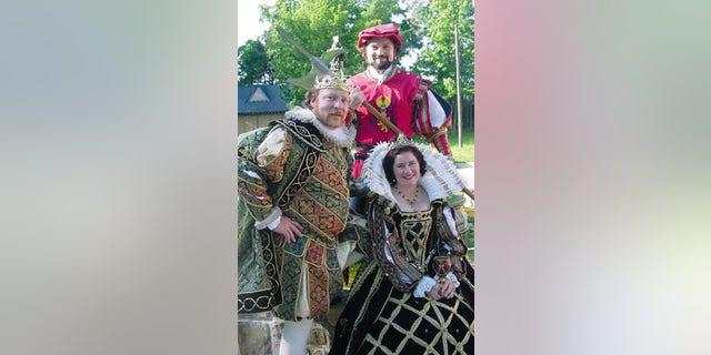 The Kansas City Renaissance Festival.