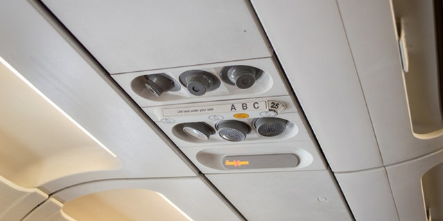 air conditioning on board of an aircraft
