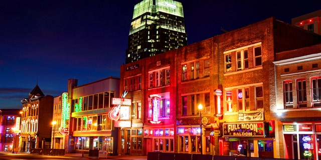Want to party after viewing the total eclipse? Head to Nashville for the city's Music City Eclipse festivities.