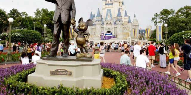 Disney park goers can expect longer than usual entrance wait times.