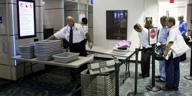 Losing an item in an airport could mean a ton of different departments you'll have to contact to get it back, including the TSA.