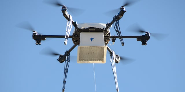 Delivery by drone is no longer a thing of the future.