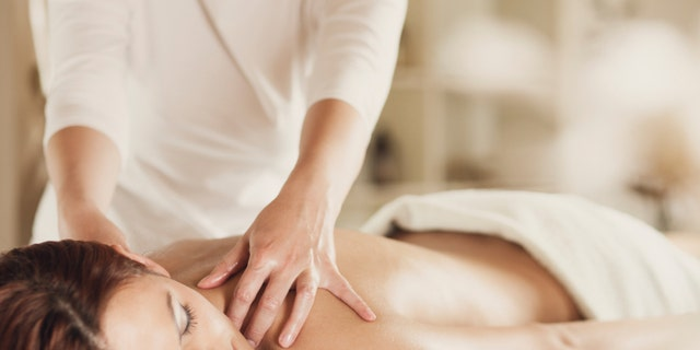 Enjoy a massage at your destination to combat general holiday stress.