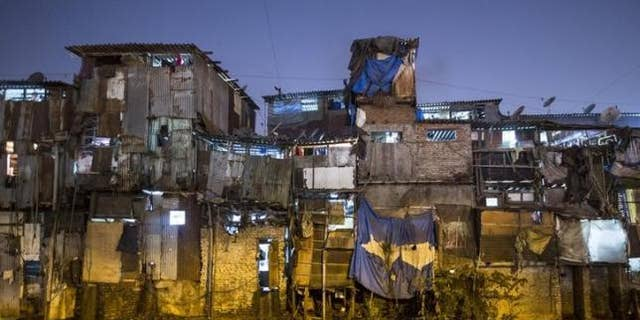Dharavi, located in Mumbai, India, is one of the largest slum villages on the Asian continent.