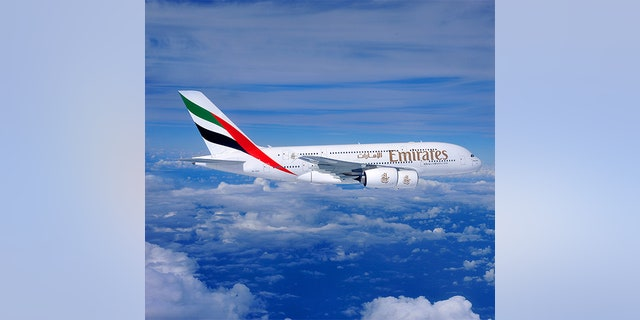 The Airbus A380 is the world's largest commercial passenger aircraft.