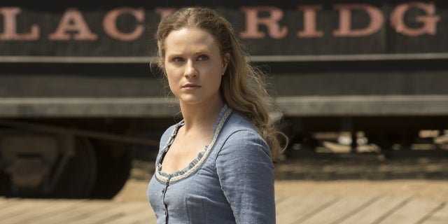 "The Agoura Hills set used to film the HBO series ""Westworld"" was destroyed Friday in the Woolsey Wildfire."