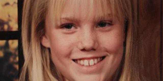 This family photo shows Jaycee Lee Dugard as a young girl. Dugard was kidnapped in 1991 and held captive for 18 years by a paroled sex offender.