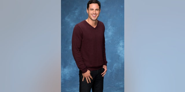 """Ben Higgins of ABC's """"The Bachelor."""""""
