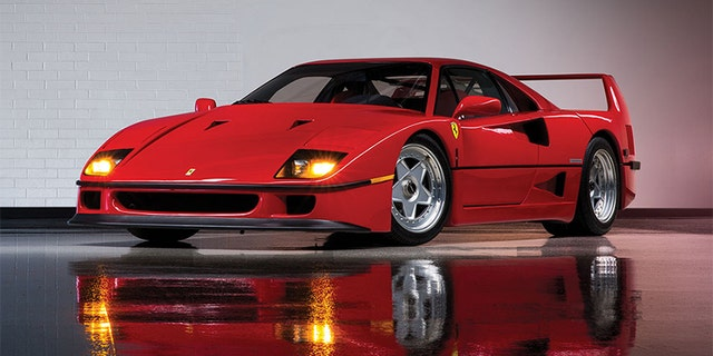 Rare And Exotic Collection Of Ferrari Supercars To Sell For 18
