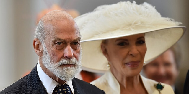 Michael of Kent and Princess Michael of Kent