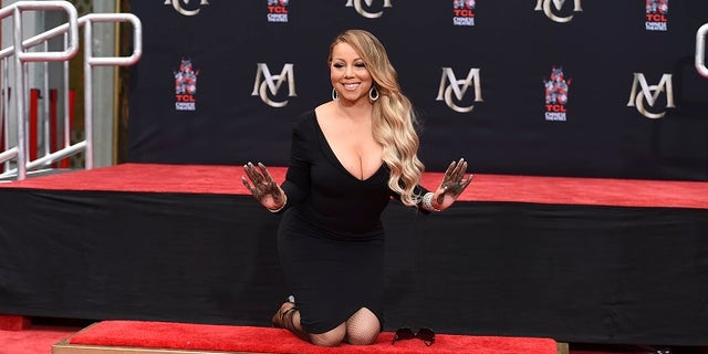 """The accuser claims Carey wore revealing clothing and performed """"sexual acts with the intent that they be viewed"""" by him."""